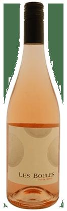 Les Boules Rose Vin de France