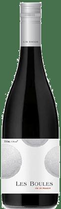Les Boules Rouge Vin de France