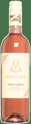 Mannara Pinot Grigio Rose