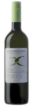 Manolesakis Estate Exis White