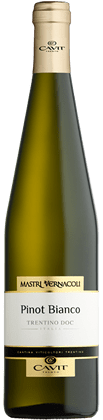 Mastri Vernacoli Trentino Pinot Bianco