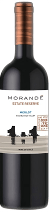 Morande One to One Merlot Estate Reserve