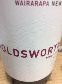 Mount Holdsworth Pinot Noir