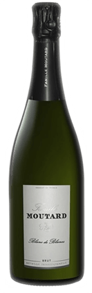 Moutard Methode Traditionelle Brut Blanc de Blancs NV