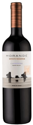 One to One Carmenere Estate Reserve Morande