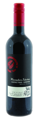 Oveja Negra Winemakers Selection Cabernet Franc Carmenere