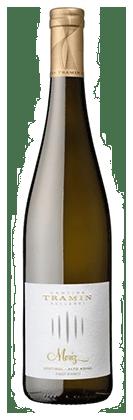 Pinot Bianco Moriz Tramin Alto Adige