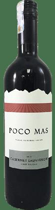 Poco Mas Cabernet Sauvignon