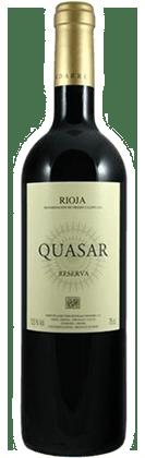 Rioja Quasar Reserva