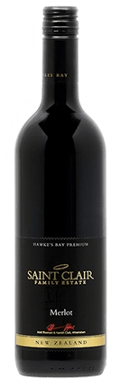 Saint Clair Origin Merlot Hawkes Bay