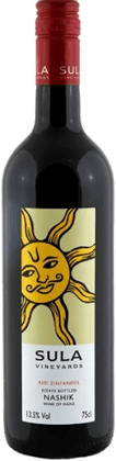 Sula Vineyards Red Zinfandel