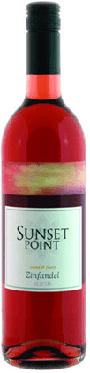 Sunset Point Zinfandel Blush