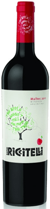 The Apple Doesn't Fall Far From The Tree Malbec