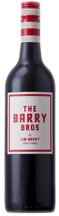 The Barry Brothers Shiraz Cabernet Jim Barry