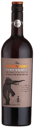 The Big Top Old Vine Zinfandel Red