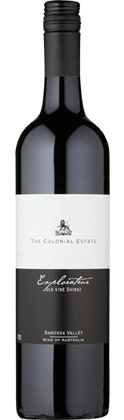 The Colonial Estate Explorateur Old Vine Shiraz