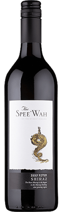The Spee'wah Deep River Shiraz