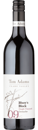 Tim Adams Bluey's Block Grenache