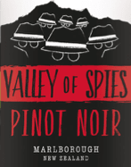 Valley Of Spies Pinot Noir Marlborough